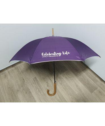 Celebrating Life Golf Umbrella