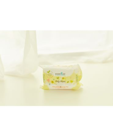 ESSENTIAL BY TMC MILKY SOFT BABY WIPES (30S)