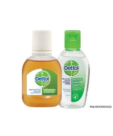 [40th Anniversary Special] Dettol Set