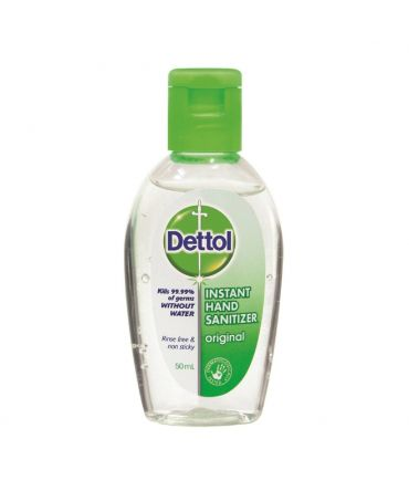 Dettol 50ml Hand Sanitizer