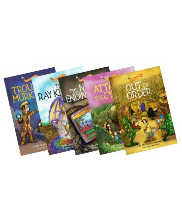 The Plano Adventures (Full set of 5 books)