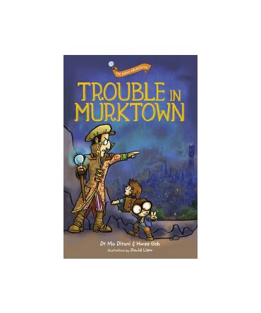 Trouble in Murktown (Book 1 of the Plano Adventures)