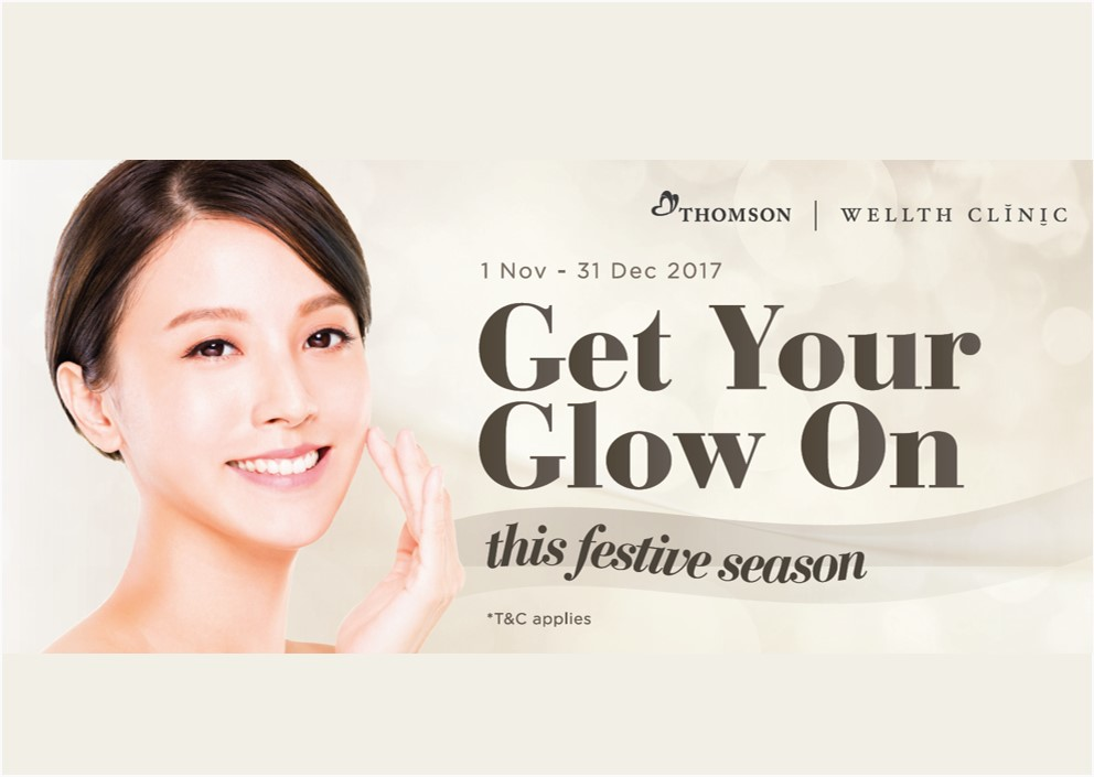 Get Your Glow On This Festive Season!