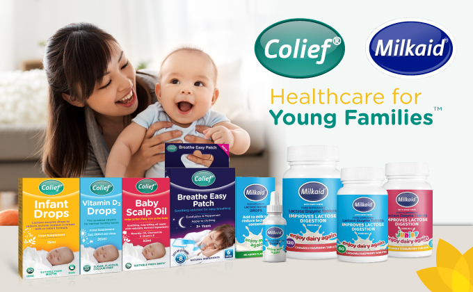 Enjoy 20% off Colief Products