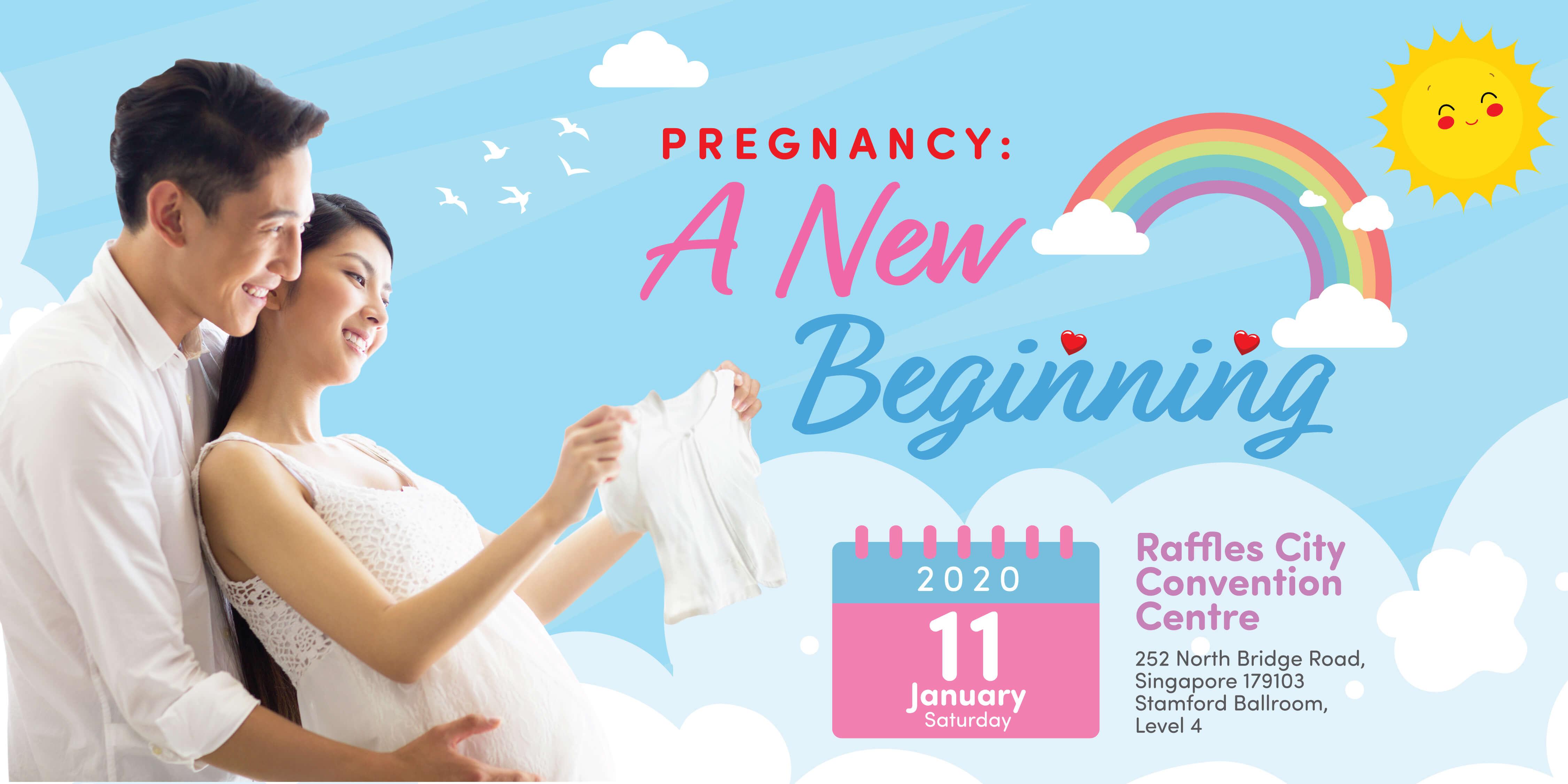 Pregnancy: A New Beginning - Jan 2020