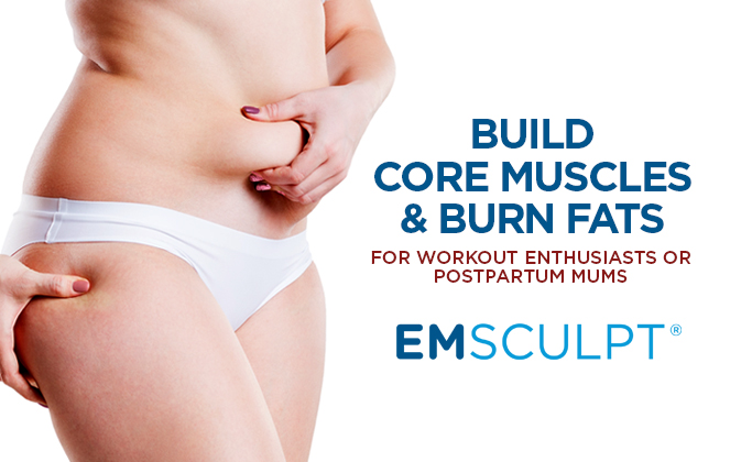 5 Sessions of EmSculpt® Body Treatment at $2,400 (Body Contouring & Muscle Building)