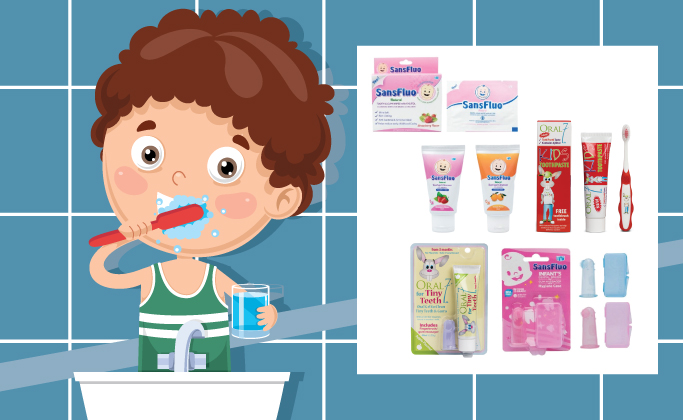 15% off Selected Oral Hygiene Products