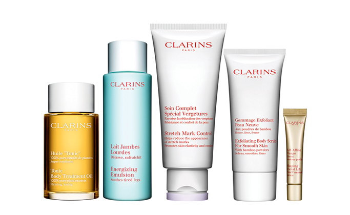 Clarins Beautiful Mum Set at $185 (u.p $296)