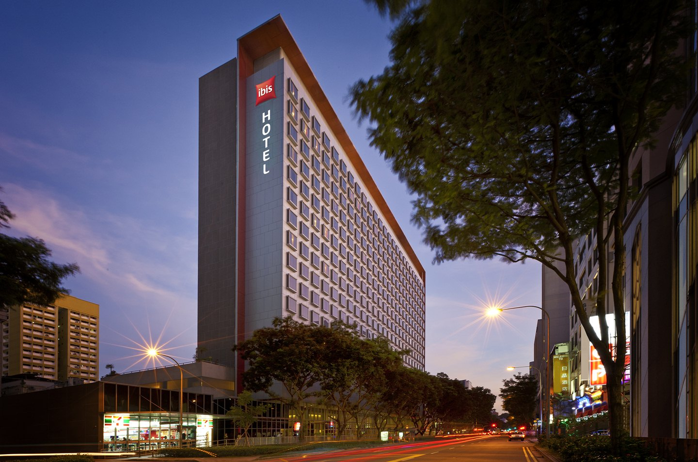 10% discount at Ibis Singapore on Bencoolen with online booking