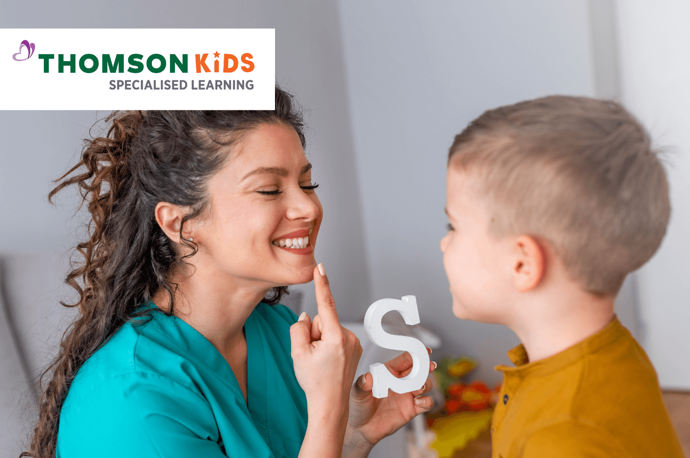 15% off Speech Therapy at Thomson Kids