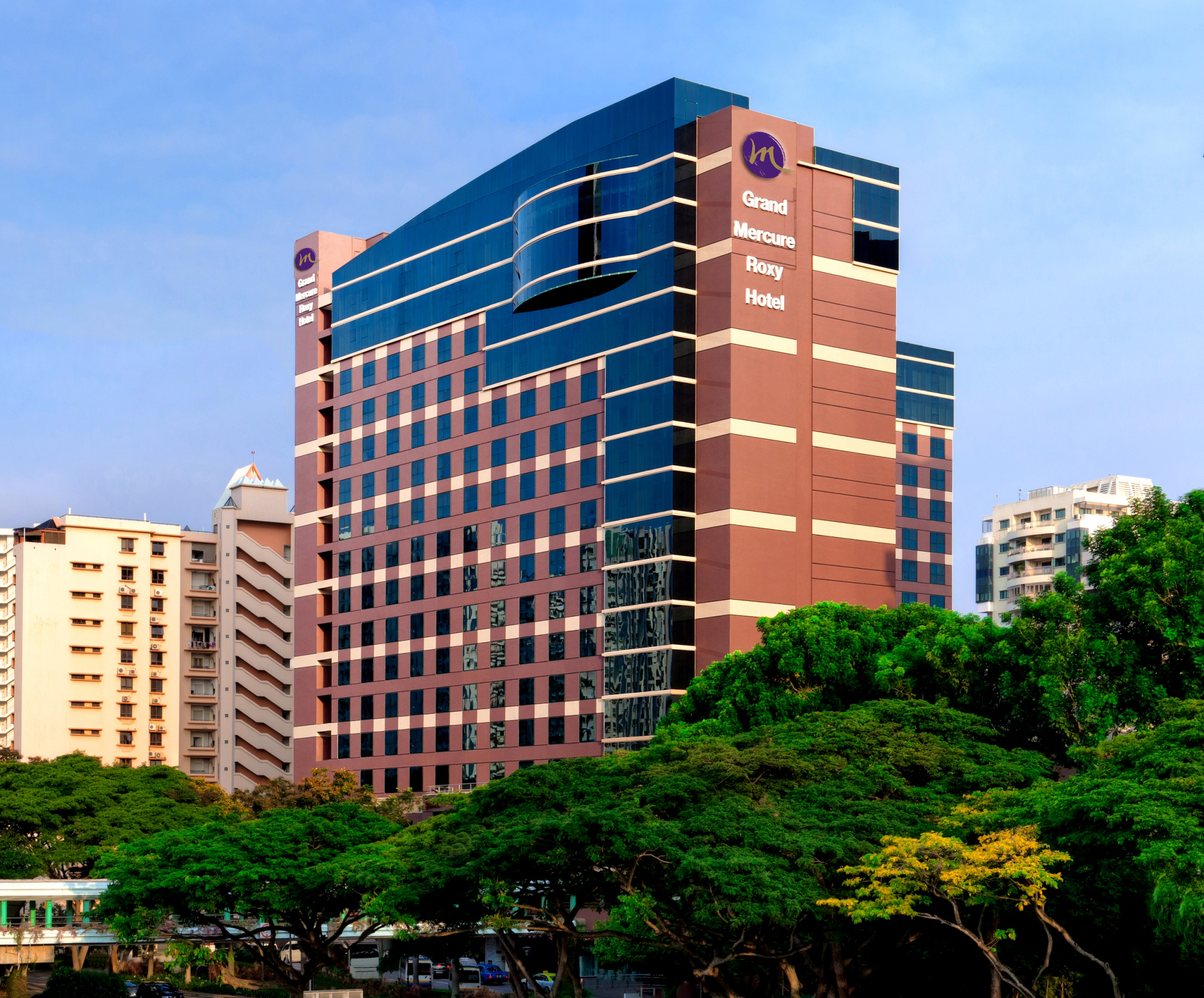 10% discount at Grand Mercure Singapore Roxy with online booking