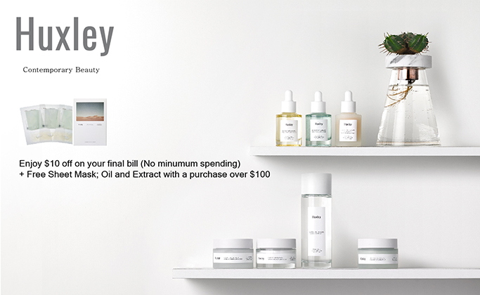 $10 off + Free Gift