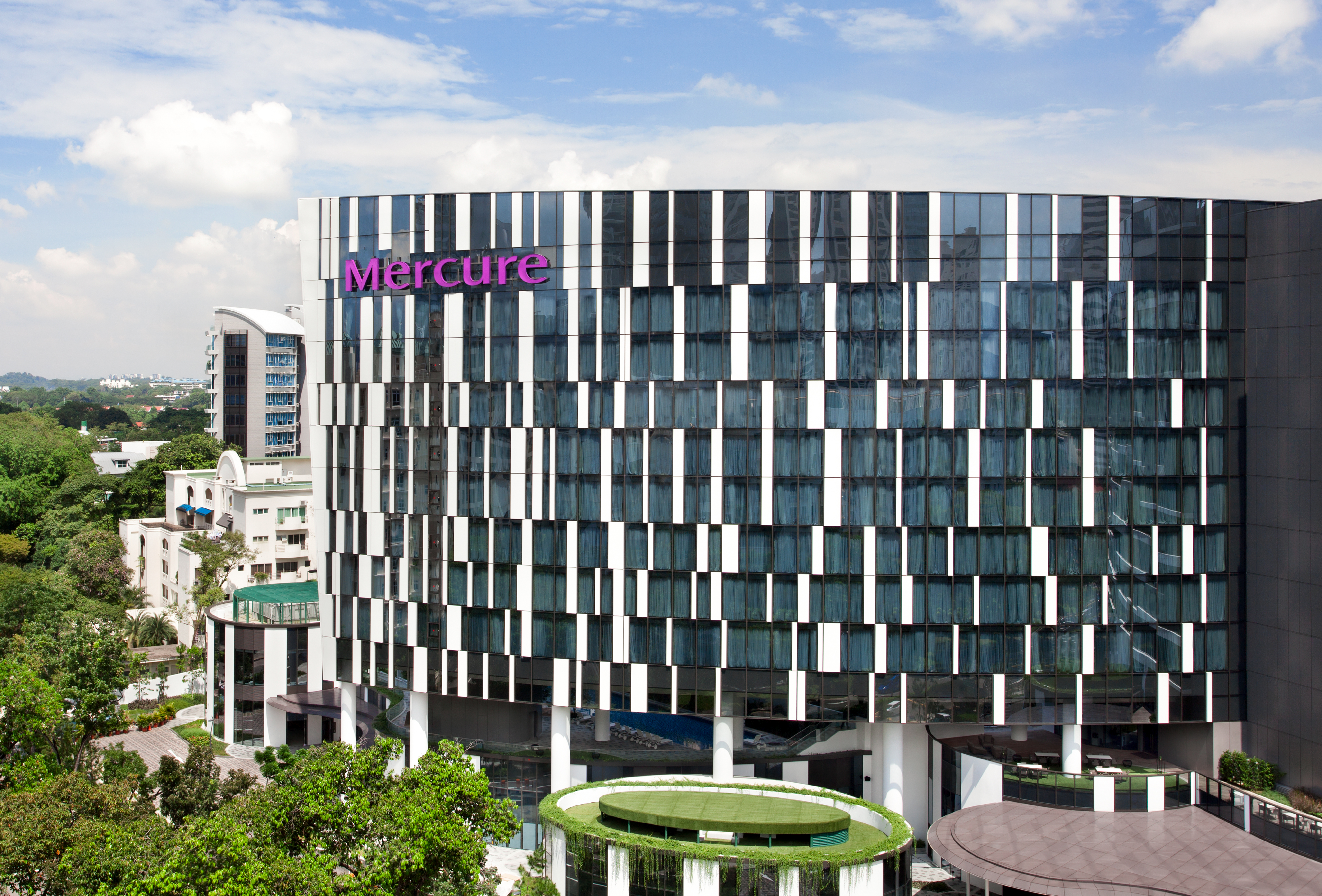 10% discount at Mercure Singapore on Stevens with online booking