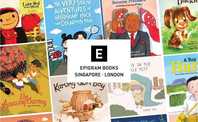 20% off Epigram Picture Books