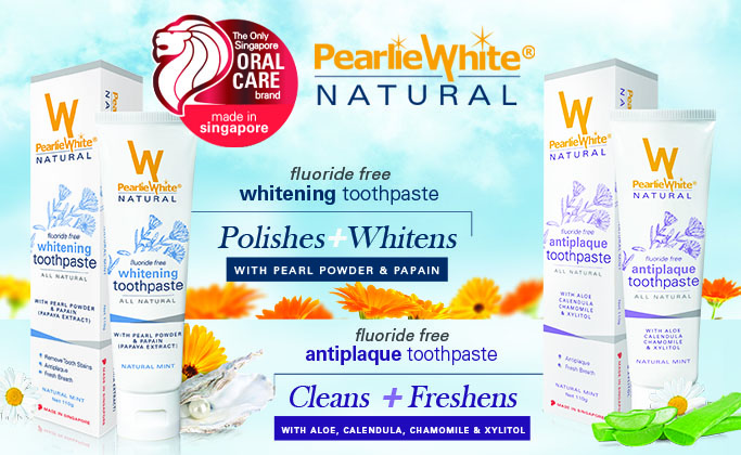 Enjoy one-time 20% off Pearlie White