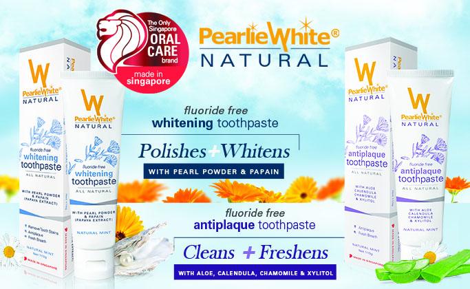 Enjoy 25% off Pearlie White