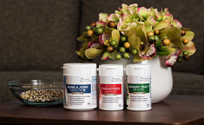 Wellness in a Convenient Sprinkle!