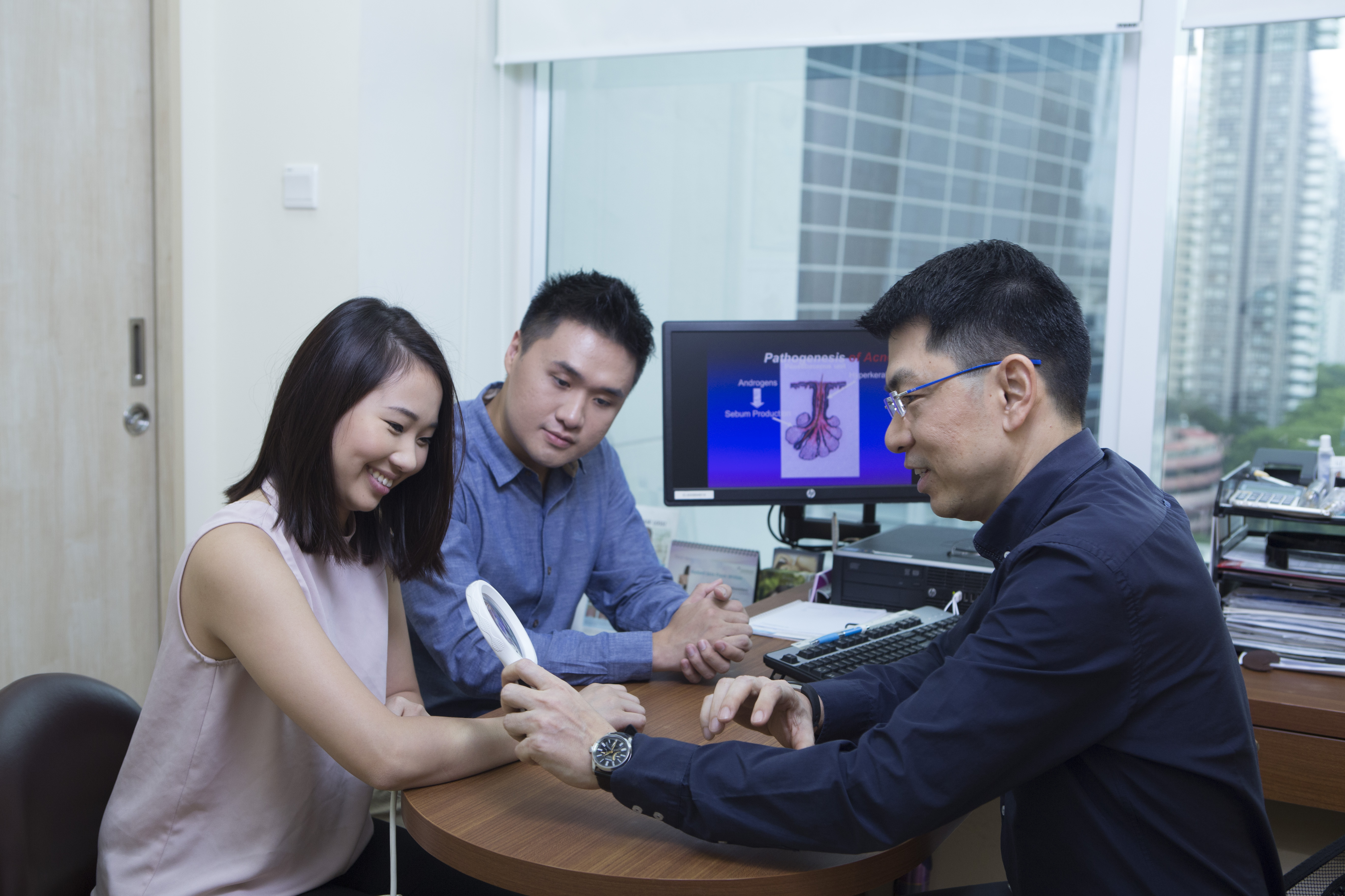 Dermatology Consultation at Thomson Specialist Skin Centre at $90