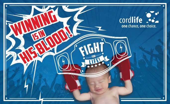 Preferential rates available for Cordlife's cord blood banking services